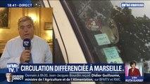 Circulation différenciée à Marseille: le préfet des Bouches-du-Rhône annonce la mise en place de contrôles pédagogiques