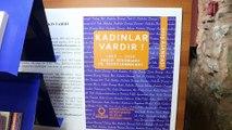 Gönüllülere duyuru; Kadın Eserleri Kütüphanesi sizleri bekliyor