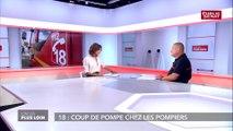 OVPL. Entretien avec Jérôme François, secrétaire général de l'Unsa SDIS et pompier (en intégralité)