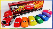 Disney car truck toy for kids pretend play Nursery Rhymes songs with kids toys