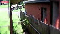 États-Unis : une femme met le feu à la maison de ses voisins... et se filme (vidéo)