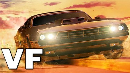 FAST & FURIOUS SPY RACERS Bande Annonce VF