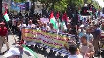 - Filistinliler ABD'nin Yüzyılın Anlaşması Planını Protesto Etti