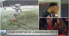 Exclusivo: Los momentos más divertidos de la temporada en la Bundesliga