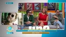 Mau y Ricky visitaron el foro de VLA para platicar de su nuevo sencillo. | Venga La Alegría