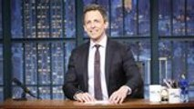 Late-Night Hosts Take Issue With Trump's Response to E. Jean Carroll's Accusations | THR News