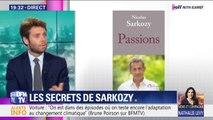 """Possible retour de Nicolas Sarkozy: dans son livre """"Passions"""", l'ancien Président assure qu'il en a fini avec le débat partisan"""