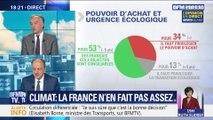 La France épinglée pour ne pas agir assez contre le réchauffement climatique