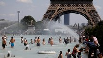 From Iceland to Spain — heatwave grips Europe