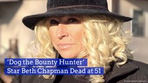 'Bounty Hunter' Star Beth Chapman Has Died