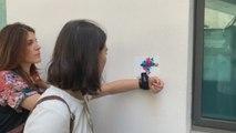 Escuchar el arte con el dedo: El MAXXI de Roma lanza guías de conducción ósea