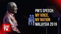 Full speech: Dr M shares wisdom on leadership, education and freedom