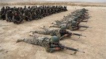 Two U.S. Service Members Killed By Gunfire In Afghanistan