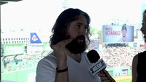 Zac Brown Band's Clay Cook Cherishes Every Moment He Has At Fenway Park