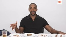 Anthony Mackie   Disgustingly Healthy