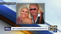 Beth Chapman dies after battle with cancer