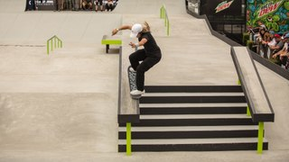 Women's Street Highlights 2019 Dew Tour Long Beach