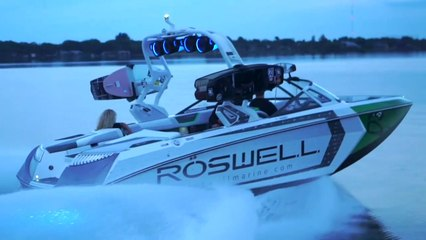 Roswell Introduces R1 Pro Tower Speakers