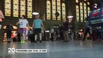Canicule : le réseau SNCF placé sous haute surveillance