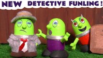 New Toy Detective Funling First Mystery Challenge Sign Pranks with Funny Funlings with Thomas and Friends in this Family Friendly Full Episode English Story for Kids