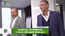 Valencia, Cillessen ile 4 yıllık sözleşme imzaladı