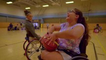 13-Year-Old Surprised With Special Sports Wheelchair