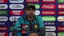 My game plane was same - Babar Azam   PAK   NZ Vs PAK   ICC Cricket World Cup 2019   Post Match Press Conference Pakistan VS New Zealand