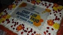 Chef stellati in campo per il Burkina Faso, charity dinner a Roma