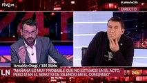 Otegi habla sobre sus contactos con el PSOE