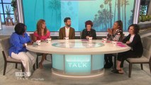 The Talk - 'Big Little Lies' Adam Scott Discusses If Ed Will Forgive Madeline, 'I don't know'