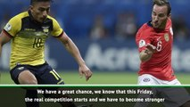 Chile expect to win the Copa America - Fuenzalida