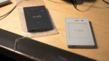 A New 'Minimalist' Smart Phone Is Making Waves