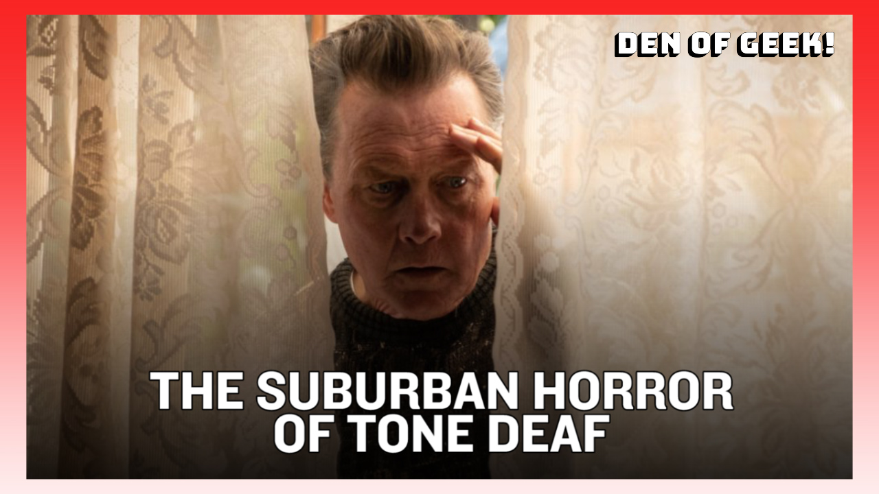 Tone Deaf | Interview With Robert Patrick, Amanda Crew, and Richard Bates Jr. at SXSW 2019
