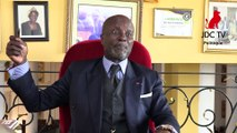 "Hervé Emmanuel NKOM : ""KAMTO n'est pas mon héros"""