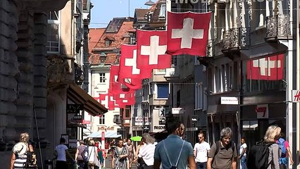 St. Gallen - Wohlstand durch Handwerk und Handel