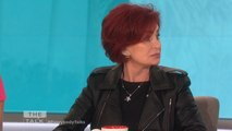 The Talk - Sharon Osbourne Defends Kylie Jenner Going Make-Up Free; 'She looks like a normal kid'