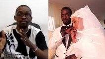Abdoul Niang - félicite Chérif Ahmed Tidiane Haïdara et son épouse