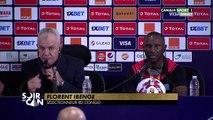SOIR DE CAN (26/06/2019) - Conférence de presse de Florent Ibengue après la défaite des Léopards