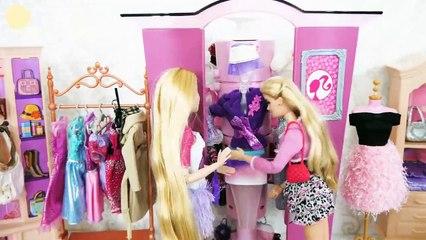 Shopping Clothing Store - Barbie Rapunzel Ariel Puppenkleider Vêtements de poupée Pakaian boneka | Karla D.
