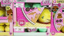 LOL Surprise Dolls Confetti Pop Series 3 Series 2 LOL Sorpresa muñecas LOL SURPRESA BONECA | Karla D.