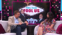 Penn Jillette Gushes About the Magician That Left He and Teller 'Gobsmacked'