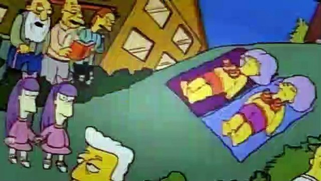 The Simpsons Season 6 Episode 11 Fear of Flying