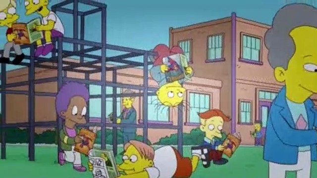 The Simpsons Season 21 Episode 1 Homer the Whopper