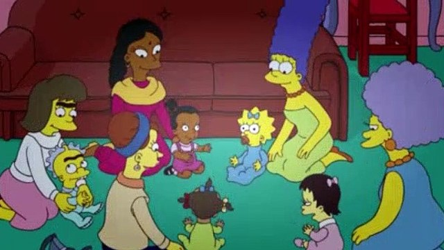 The Simpsons Season 21 Episode 6 Pranks and Greens