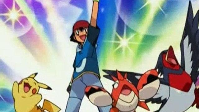 Pokemon Season 9 Episode 31 The Ole' Berate And Switc