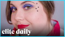 Ready in 5 Challenge: Fourth of July Look