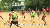 Le Vietnam, une nouvelle terre d'accueil du rugby