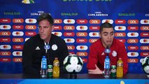 Paraguay talk ahead of Copa America quarter-final with Brazil
