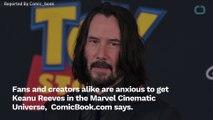 Venom Writer Wants Keanu Reeves As Shang-Chi
