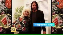 Fans Are Petitioning to Make Keanu Reeves Time's Person of the Year